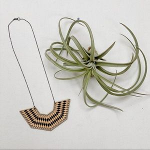 Reversible Molly M Designs statement necklace